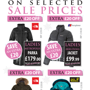 sale prices various products