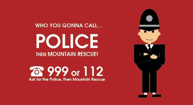 Mountain Rescue Number