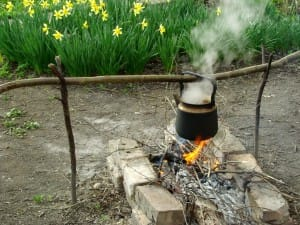 Boil Water for Purification