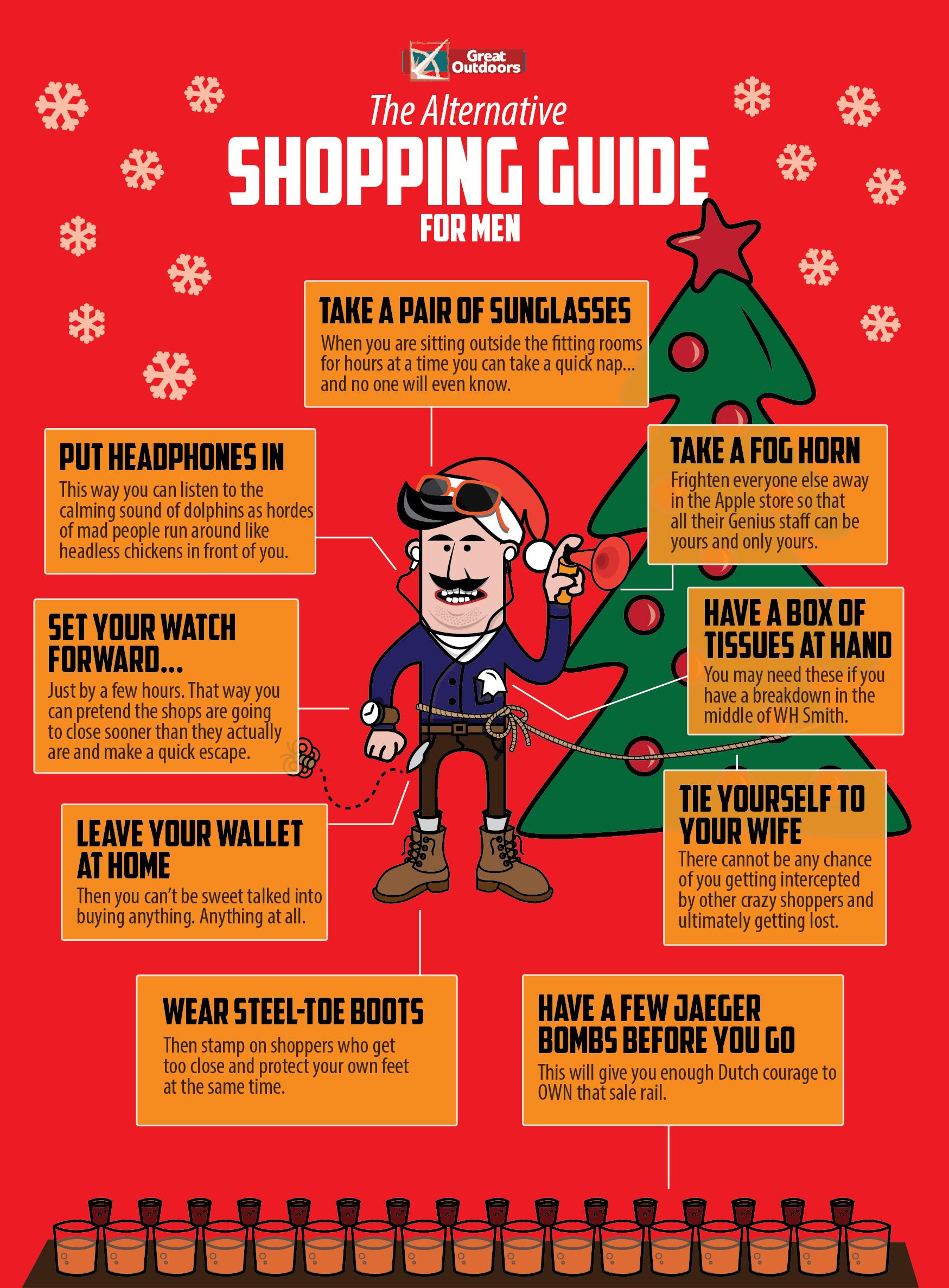 Alternative Christmas Shopping Guide