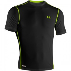 Under Armour Heat Gear Sonic Fitted T-Shirt