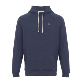 Mens Latimo Fleece Hoody Dark Navy