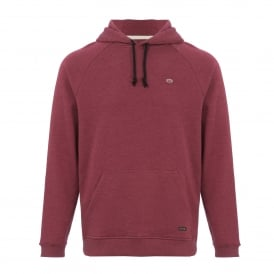 Mens Latimo Fleece Hoody Tawny Purple