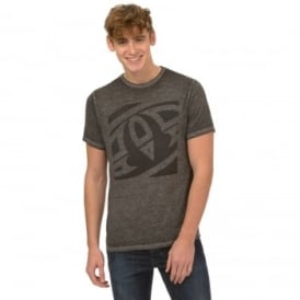 Animal Mens Lureo T-Shirt SJ071 Asphalt Grey 2XL
