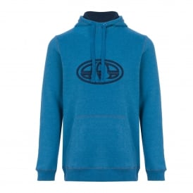 Mens Sabre Fleece Hoody Vallarta Blue