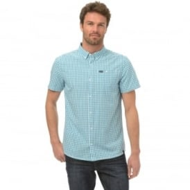 Animal Mens Sharper Shirt SJ164 Cool Blue 2XL