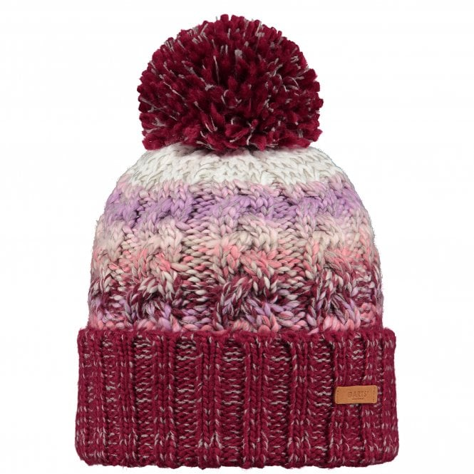 Barts Aski Beanie Cherry - Ladies from Great Outdoors UK