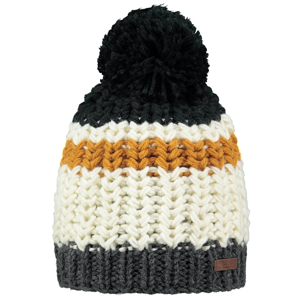 Barts Colton Beanie Black - Mens from Great Outdoors UK fa4385fca7b