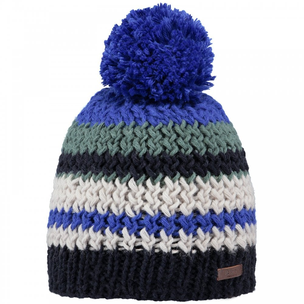 5b9cc0d0 Barts Crow Beanie Navy - Mens from Great Outdoors UK