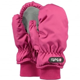 Kids Nylon Mitts Fuschia
