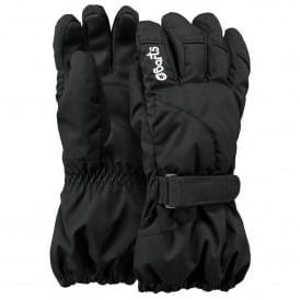 Kids Tec Glove Black