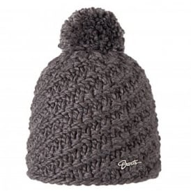 Ladies Chani Beanie Heather Brown
