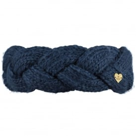Ladies Jackie Headband Navy