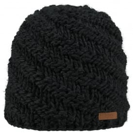Ladies Jade Beanie Black