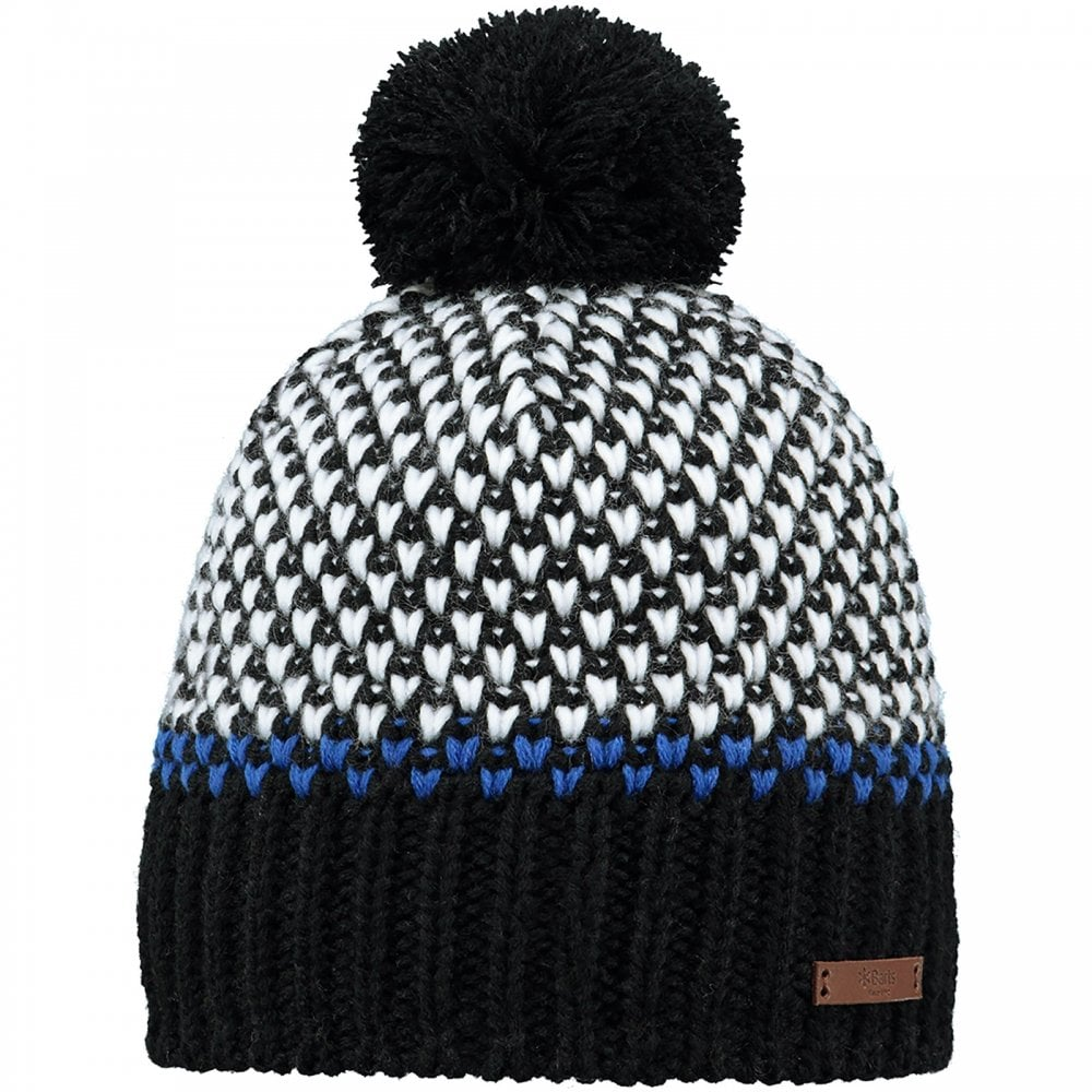 1a5f71b22063e Barts Meltemi Beanie Black - Mens from Great Outdoors UK
