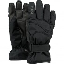 Mens Basic Ski Glove Black