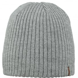 Mens Wilbert Beanie Heather