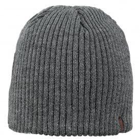 Wilbert Beanie Dark Heather