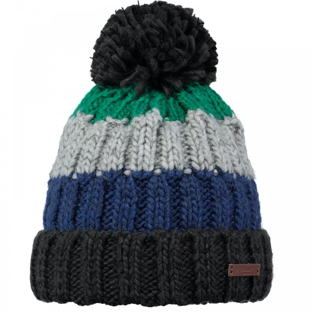 d1cfd45f Barts Wilhelm Beanie Green - Mens from Great Outdoors UK