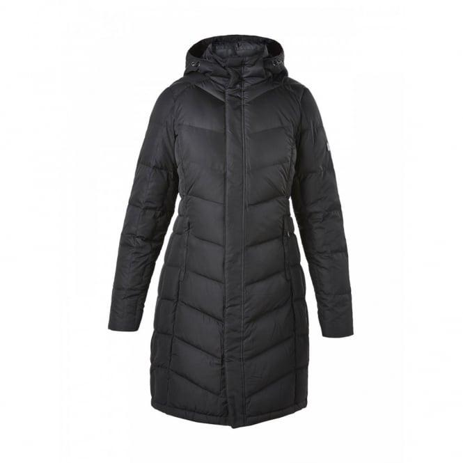 e9d3926660b6 Berghaus Ladies Barkley Hydrodown Jacket Black - Ladies from Great ...