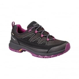 Ladies Explorer Active Gtx Shoe Black/Purple