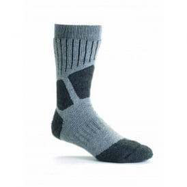 Ladies Mountain Master Sock Mid Grey