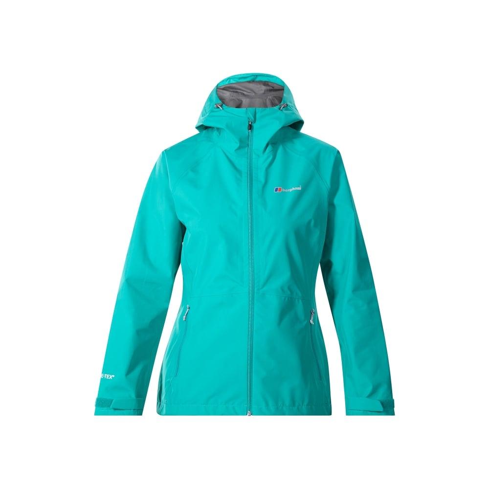 Berghaus Ladies Paclite 2.0 Jacket Deep Green - Ladies from Great ...