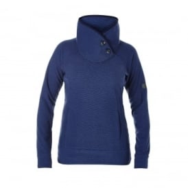 Ladies Pavey Fleece Evening Blue