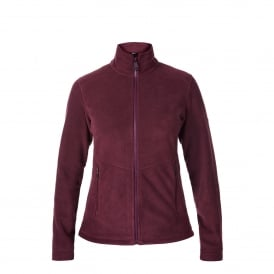 Ladies Prism 2.0 Fleece Jacket Winetasting