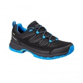 Mens Explorer Active Gtx Shoe Black/Blue