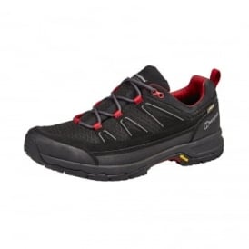 Mens Explorer Active Gtx Shoe Black/Red