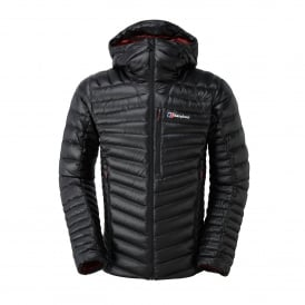 Mens Extrem Micro Down Jacket Jet Black