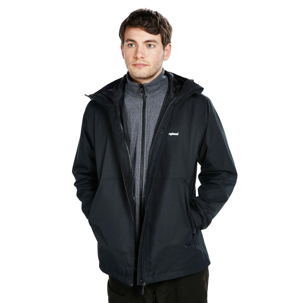 reasonably priced the best hot-selling genuine Mens Fellmaster 3 in 1 Jacket Black
