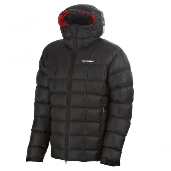 Berghaus Men's Black Popena Hooded Down Jacket - Free UK ...