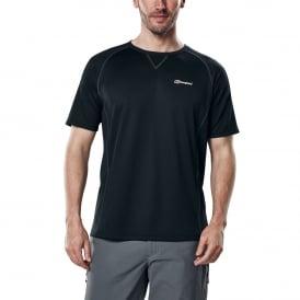 23d03164fc6c1 Mens Tech 2.0 Short Sleeve Top Black Black