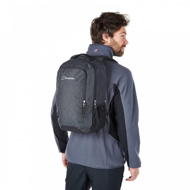 21dd4634f8 Berghaus Trailbyte 20 Litre Rucksack Jet Black - Backpacks from ...