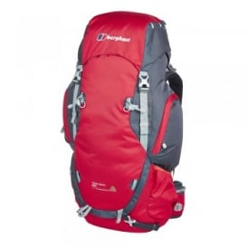Trailhead 65 Litre Rucksack Extreme Red