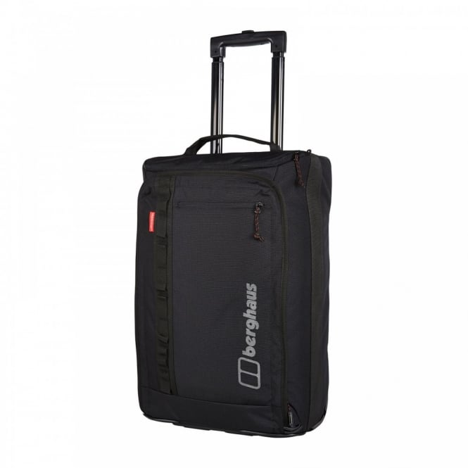 Vintage Child At Sunny Beach With Travel Suitcase Stock: Berghaus Travel Mule 35 Litre Holdall Black