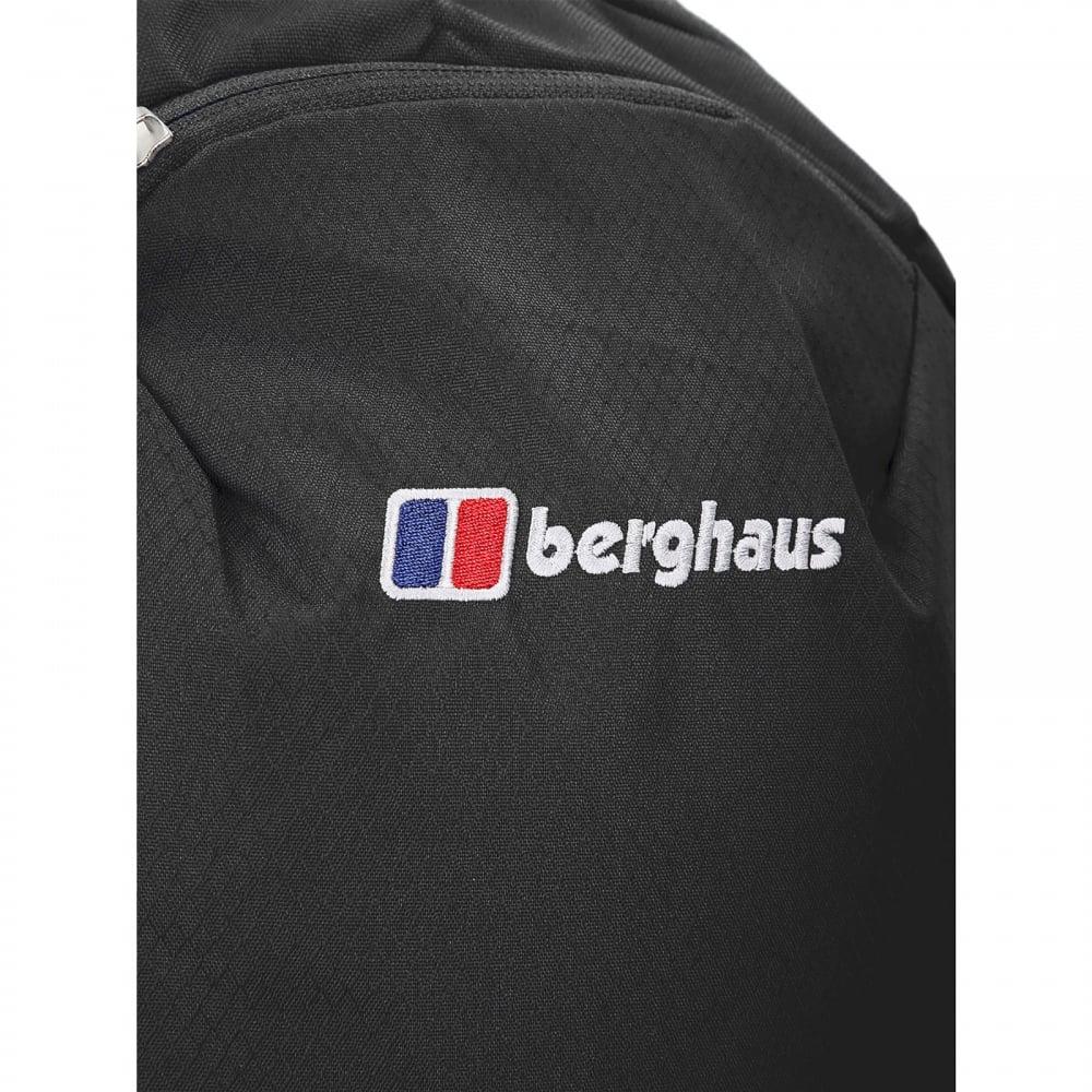 80cf30f8f8 Berghaus TwentyFour Seven 20 Litre Rucksack Black/Black - Rucksacks ...