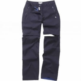 Ladies Kiwi Pro Convert Trousers Dark Navy