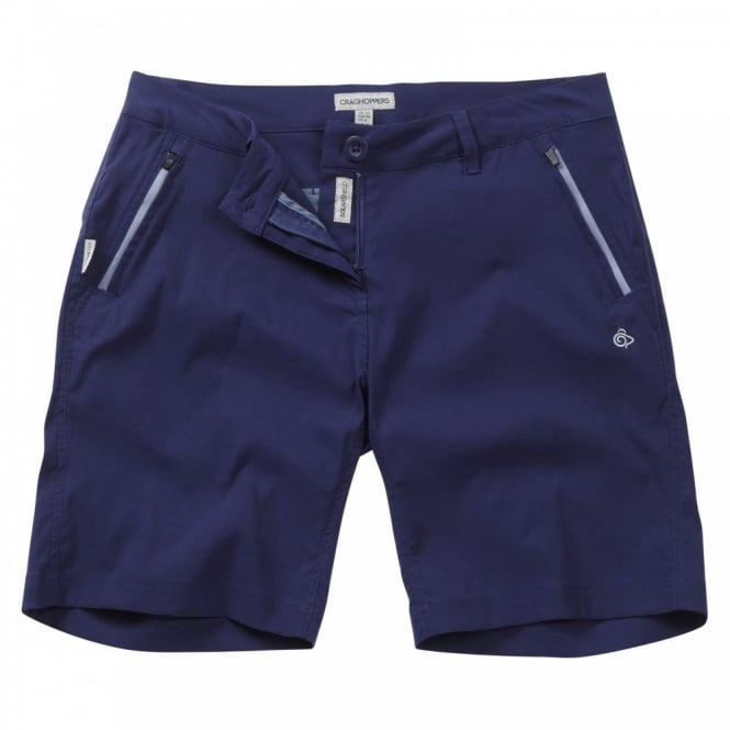 77364d097 Craghoppers Ladies Kiwi Pro Stretch Shorts Twilight - Ladies from ...