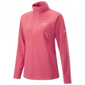 Ladies Miska II Overhead Fleece Candy Red