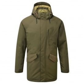 Mens 250 Jacket Dark Moss