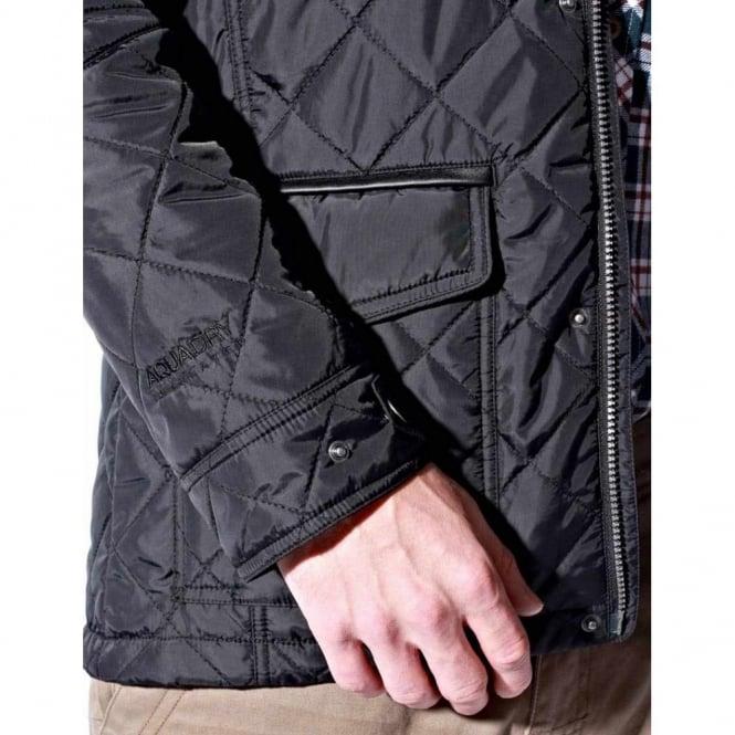 Craghoppers Mens Allerton Quilt Jacket Black - Mens from Great ... : craghoppers quilted jacket - Adamdwight.com