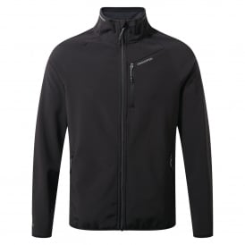 Mens Baird Softshell Jacket Black