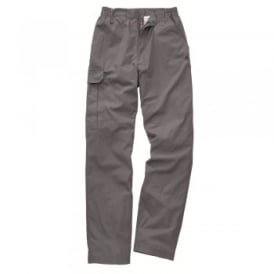 Mens Basecamp Trousers Granite