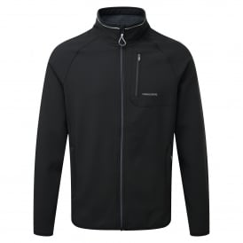 Mens Berwyn Softshell Jacket Black
