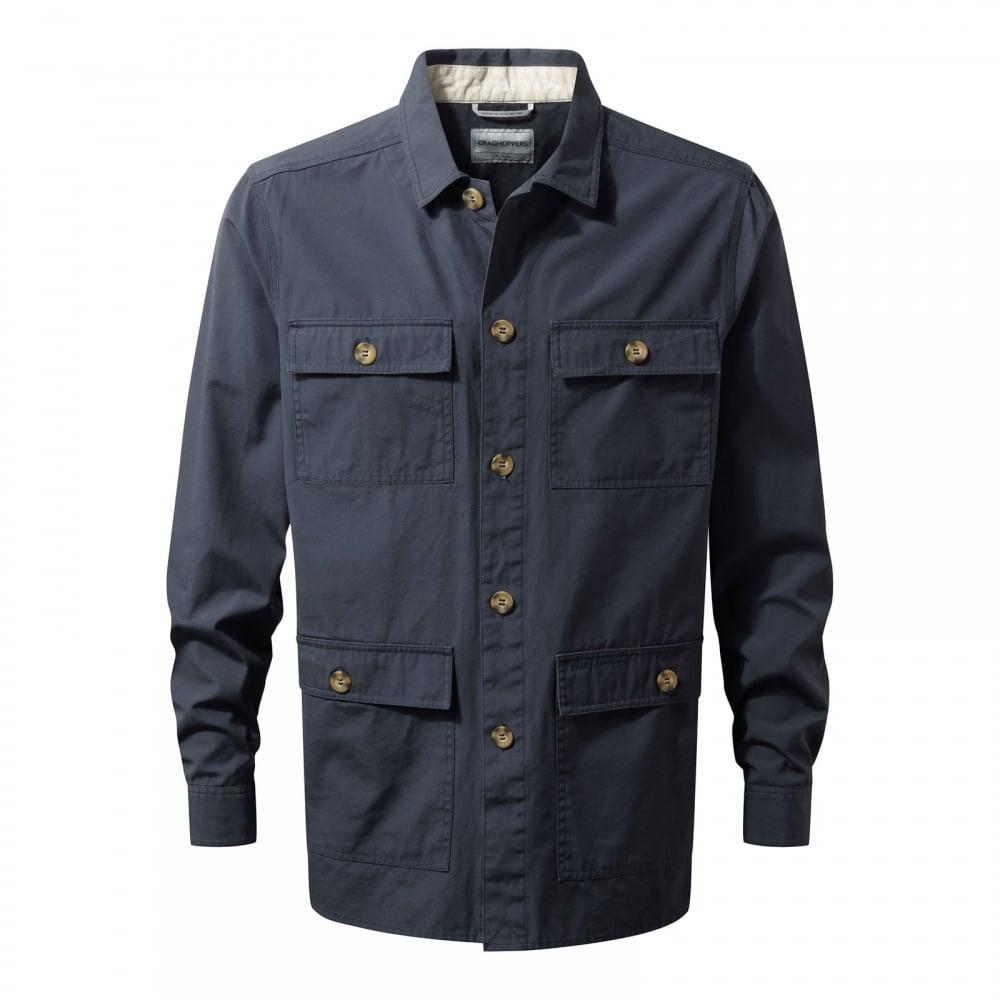 factory authentic wholesale online low price Mens Bridport Shirt Jacket Ombre Blue
