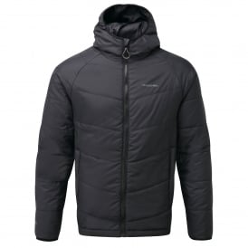 Mens Compresslite Hooded Jacket Black/Black