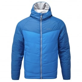 Mens Compresslite Hooded Jacket Sport Blue